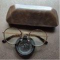 """ORGUEIL """"Round Combi Glasses"""""""