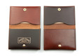 "ANCHOR BRIDGE ""Etrusco & Maremma Leather Card Case"""