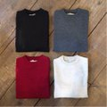"""ISLAND KNIT WORKS """"C-Neck Tee Long/s"""""""
