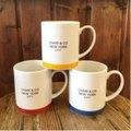 """CHARI&CO """"Bi-Tone Mug Cup"""""""
