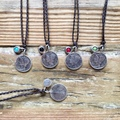 "Gypsy&sons x TRIBECA x North Works ""10¢ W/Stone Necklace"""