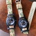 "VAGUE WATCH CO. ""Coussin Coal Camouflage"" ※TRIBECA別注カスタム仕様"