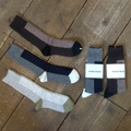 "ID DAILYWEAR ""Wool Panel Socks"""