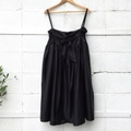 "Honnete ""Gather 2way Skirt/One-Piece"""
