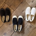"Anachronorm x PRAS ""Shellcap SLIP-ON"""