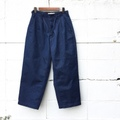 "SETTO ""Wide Tuck Trousers"""