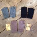 """melple """"wool finger-less glove"""""""