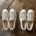 "PRAS x hanelca ""SHELLCAP SLIP-ON UROKO"""