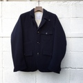 "H.UNIT STORE LABEL ""Wool Hunting Jacket"""