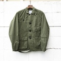 "H.UNIT STORE LABEL ""Canvas Hands-free Jacket""y"