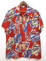 50s GOLDEN GATE HAWAIIAN SHIRT.