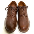 40s~ MID-STATES SHOE CO. LEATHER SHOES.