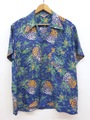 50s SEAWANEE HAWAIIAN SHIRT.