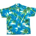 "50s〜 PALI HAWAIIAN STYLE. ""JAPANESE PATTERN"" HAWAIIAN SHIRT."
