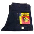 60s KAST IRON DEAD STOCK DENIM PAINTER PANTS.