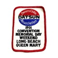 "OLD ""DATSUN"" PATCH."