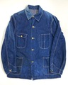 60s BLUE BELL DENIM COVERALL.