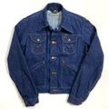 ① 70s MAVERICK ONE WASHED DENIM JACKET.