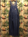 50s PAY DAY DENIM OVERALL.