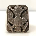 70s~ U.S.ARMY MILITARY RING.