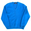 60s PURITAN MOHAIR KNIT SWEATER.