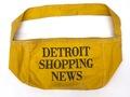 ~60s INK PRINT NEWSPAPER BAG.