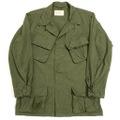 60s~ U.S.ARMY NON RIP JUNGLE FATIGUE JACKET.