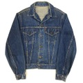 60s LEVI'S 557 DENIM JACKET.