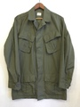 70s U.S.ARMY DEAD STOCK JUNGLE FATIGUE JACKET.