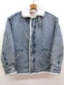 ~90s Levi's DENIM BOMBER JACKET