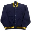 50s SAND KNIT ATHLETIC KNIT JACKET.