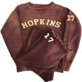 30s SPALDING W-V SWEAT SHIRT&PANTS.