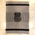 "40s PENDLETON ""UNION PACIFIC"" WOOL BLANKET."