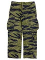 """60s~ U.S.MILITARY """"TO 78"""" TIGER CAMO MILITARY TROUSERS."""