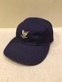 60s U.S.NAVY SERVICE CAP.