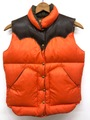 70s ROCKY MOUNTAIN DOWN VEST.