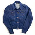 ③ 70s MAVERICK ONE WASHED DENIM JACKET.