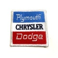 "OLD ""CHRYSLER"" PATCH."