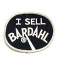 "OLD ""BARDAHL"" PATCH."
