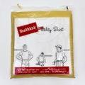 ③60s HEALTHKNIT DEAD STOCK BLACK Tee.