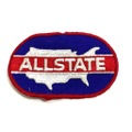 "OLD ""ALLSTATE"" PATCH."