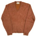 60s CAMPUS NON WASH MOHAIR KNIT SWEATER.