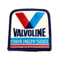 "OLD ""VALVOLINE"" PATCH."