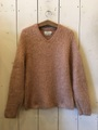 50s Lauter's MOHAIR KNIT SWEATER.