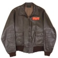 50s ABERCROMBIE&FITCH AN-J-3 TYPE LEATHER JACKET.