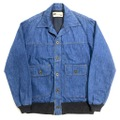70s~ LEVI'S PANATELA DENIM JACKET.