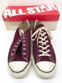 70s CONVERSE DEAD STOCK CHUCK TAYLOR Low.