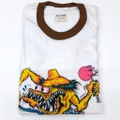 70s MONSTER PRINT DEAD STOCK HOT ROD Tee.