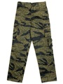 60s U.S.MILITARY DEAD STOCK? TIGER CAMO MILITARY PANTS.
