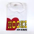 ~80s HOOKER HEADERS DEAD STOCK PRINT Tee.